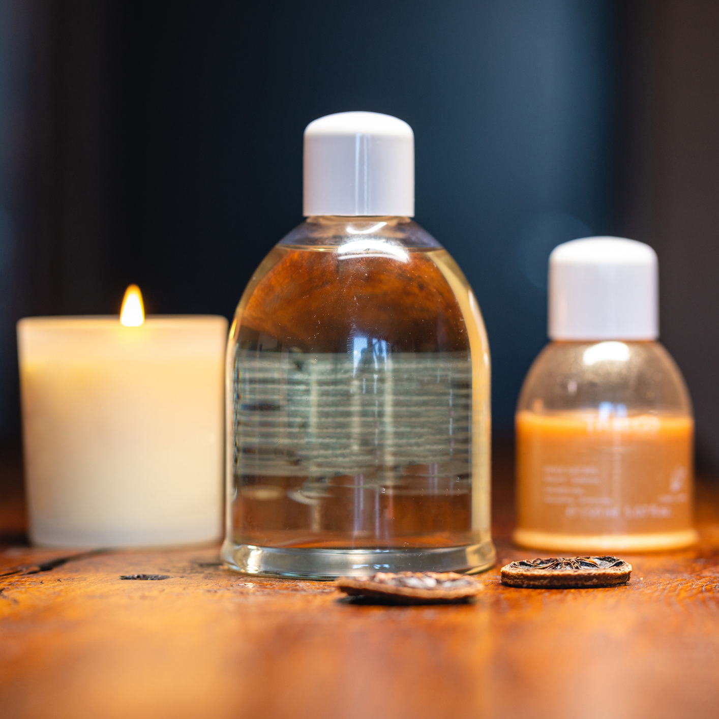 Image of massage oils