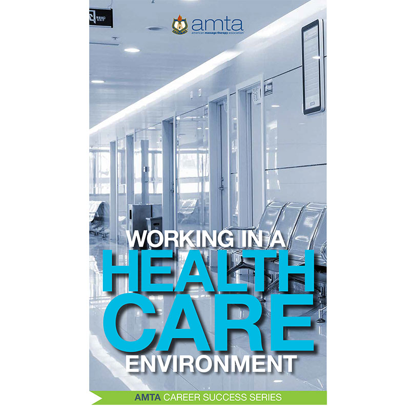 Working in a Healthcare Environment cover