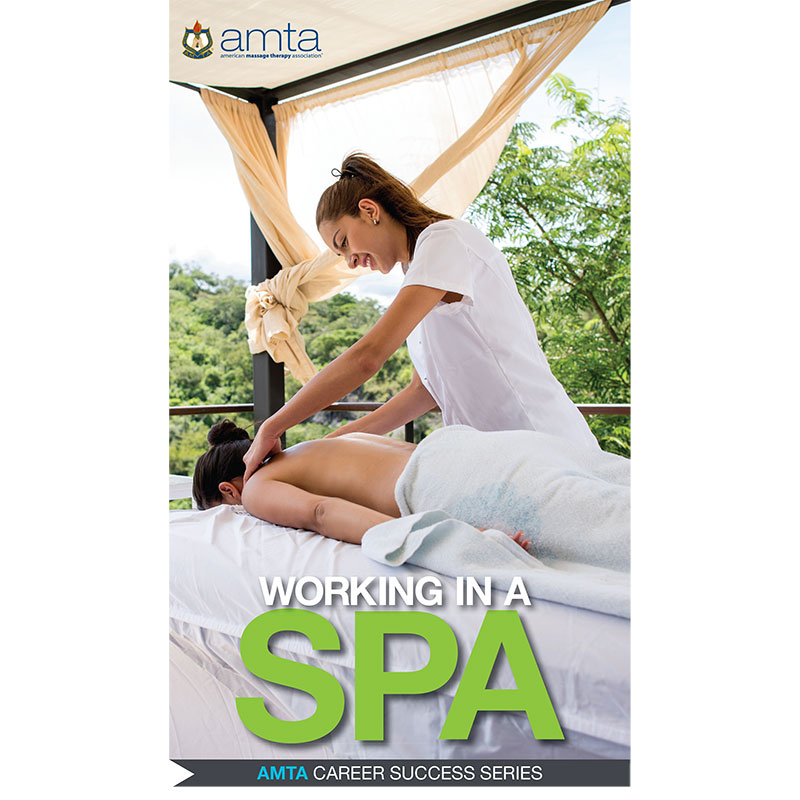 Working in a Spa Environment cover