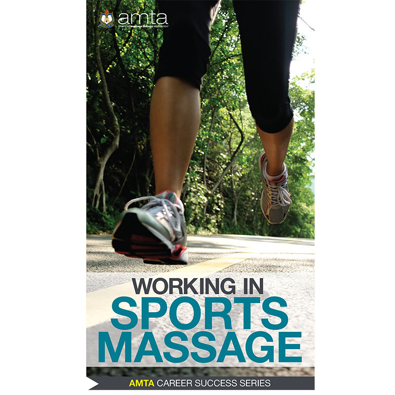 Working in Sports Massage cover